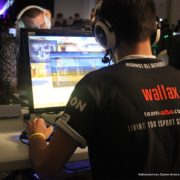 wallax Valenciennes Game Arena 2017