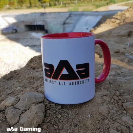 Mug *aAa* rouge