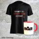 Pack T-shirt MTHRFCKNG et Mug rouge