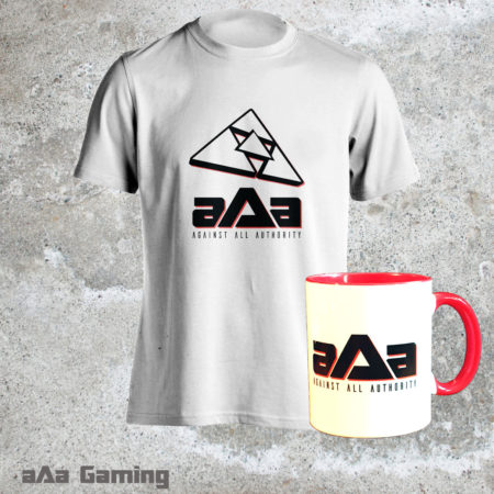 Pack T-shirt White Classic et mug rouge