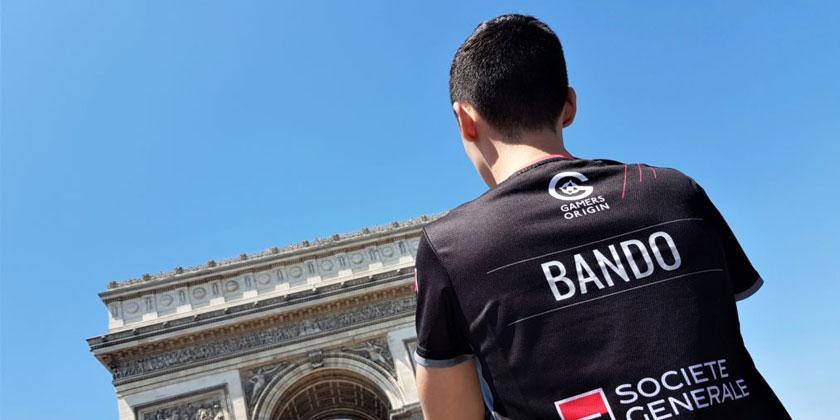 Mercato LoL : Bando quitte GamersOrigin