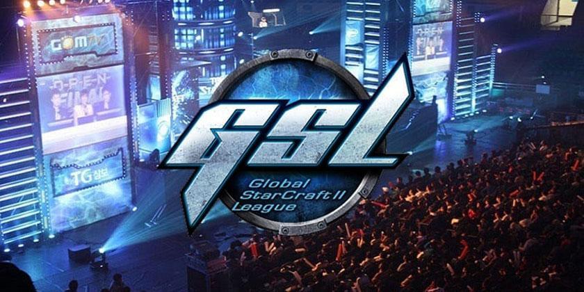 GSL : la phase de groupes