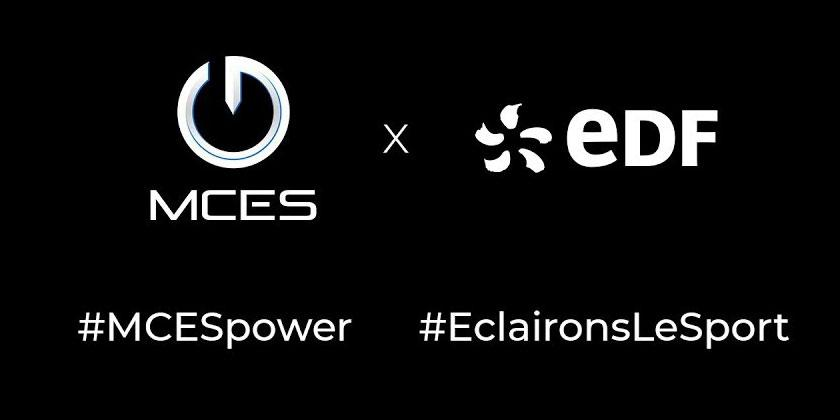 Team MCES en partenariat avec EDF