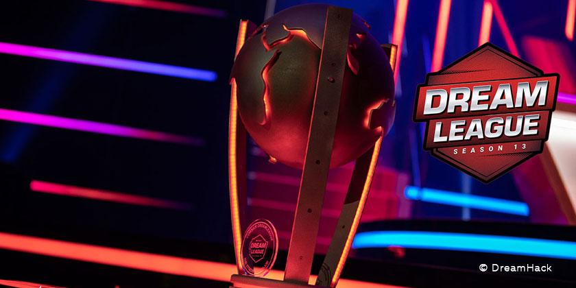 DreamLeague Leipzig : les playoffs