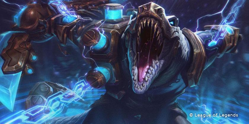 PBE Teamfight Tactics : nerf de Renekton