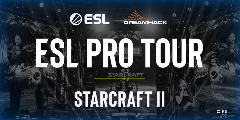 Un nouveau circuit professionnel sur StarCraft II