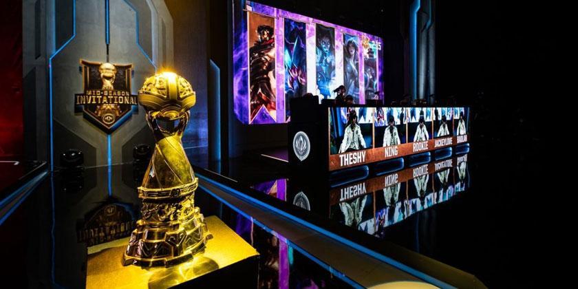 Riot Games retarde l'annonce du MSI 2020