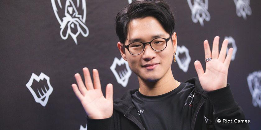 Mercato LoL : Crown rejoint OZ Gaming