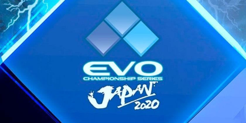 EVO Japan 2020 : suivi des tournois