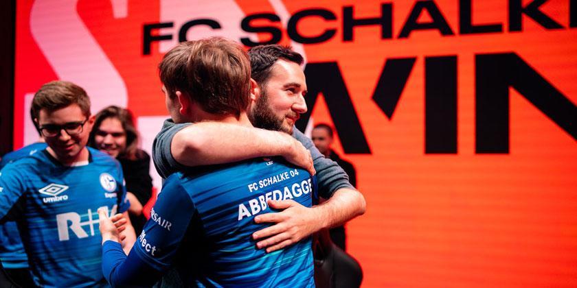 LEC : le miracle Schalke 04 s'est réalisé