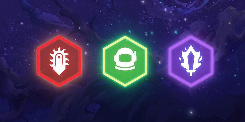 Le set 3 de Teamfight Tactics Galaxies