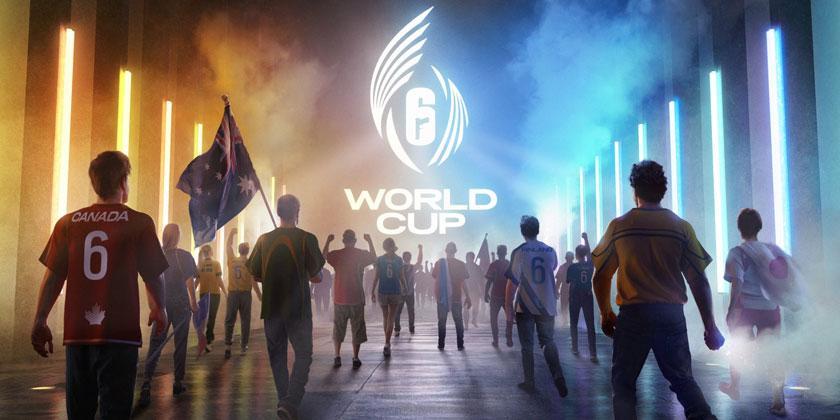 Ubisoft annonce la Rainbow Six World Cup