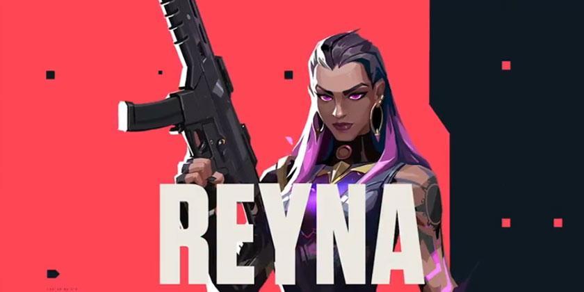 Valorant présente son nouvel agent, Reyna