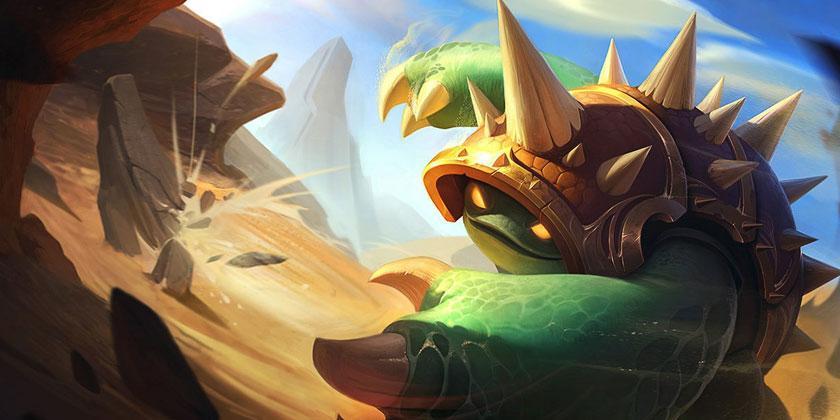 Note de la mise à jour 2.2a de Wild Rift : nouveau champion et beaucoup d'équilibrages