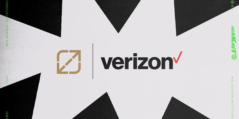 Riot Games signe un partenariat pluriannuel avec Verizon