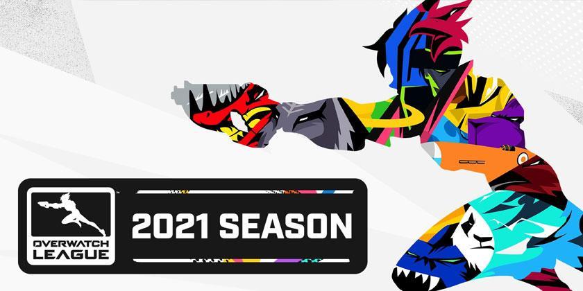 Overwatch League : coup d'envoi de la saison 2021 le 16 avril