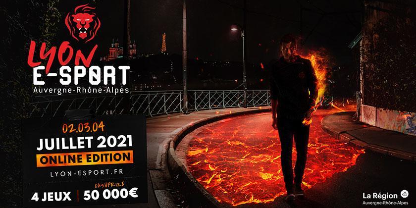 Lyon e-Sport 2021 : inscriptions, dates, formats, cashprizes... Toutes les infos