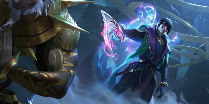 Les nouveautés sur Legends of Runeterra en 2021
