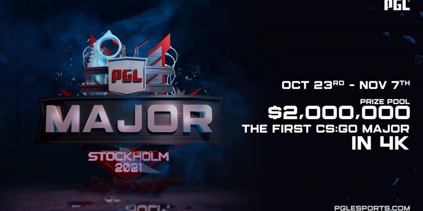 Le prochain Major aura lieu à Stockholm fin octobre