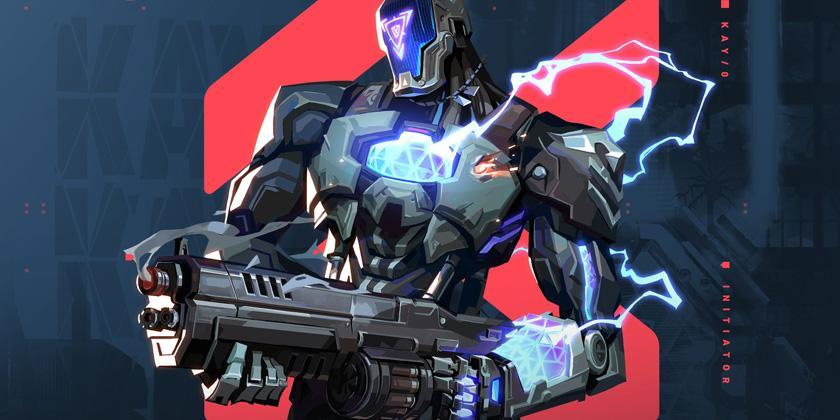 Riot Games présente KAY/O, le nouvel agent Valorant