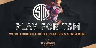 Team SoloMid ouvre son recrutement sur Teamfight Tactics