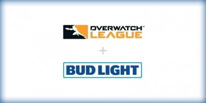 Bud Light devient un sponsor de l'Overwatch League