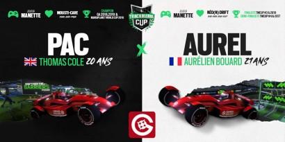 À la rencontre de Pac & Aurel, le duo de GamersOrigin Red prenant part à la TM Cup 2019