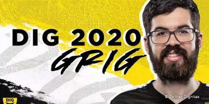 Mercato LoL : Grig rejoint Dignitas pour 2020