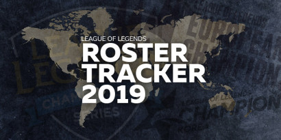 Mercato LoL : le roster tracker 2019/2020
