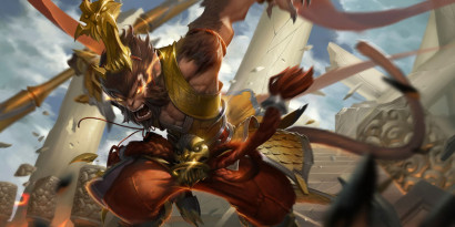 PBE 10.8 : up pour Wukong