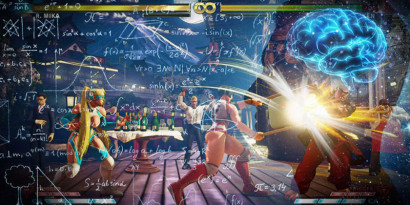 Le rollback, l'avenir des jeux de combats ?