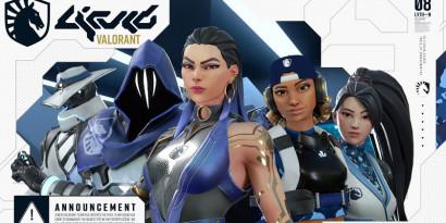 Team Liquid se lance sur Valorant avec ScreaM et les fish123