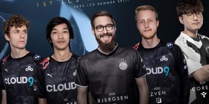 LCS : la All-Pro Team du Summer Split 2020