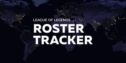 Mercato LoL : le roster tracker 2020/2021