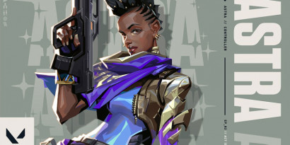 Riot Games présente Astra, le nouvel agent de Valorant