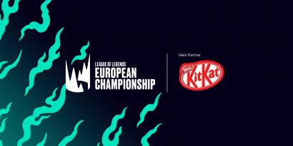 Le LEC renouvelle son partenariat avec KitKat pour 2021