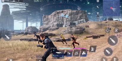 Un nouveau Battle Royale à la sauce Final Fantasy VII