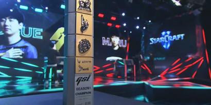 Rogue remporte la première saison de la GSL 2021