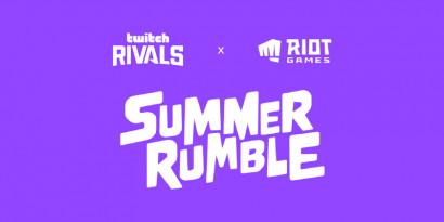 Kameto a révélé ses équipes pour les Twitch Rivals Summer Rumble