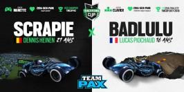 À la rencontre de Badlulu & Scrapie, le duo de la Team PAX