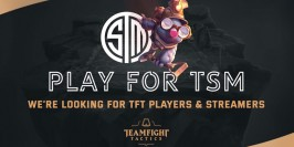 Team SoloMid ouvre son recrutement sur Teamfight Tactics