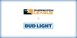 Bud Light devient un sponsor de l'Overwatch League