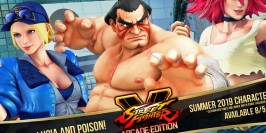 Un leak sur Street Fighter 5 juste avant l'EVO