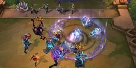 Présentation du mode de jeu Combat Tactique / Teamfight Tactics
