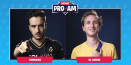 Airwaks remporte le Fortnite Celebrity Pro-Am 2019