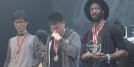 Keev remporte l'EVO Japan sur Soul Calibur VI