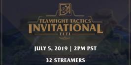 Présentation du Teamfight Tactics Invitational