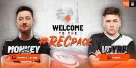 mOnKeY et udyRR rejoignent Reciprocity