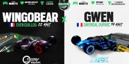À la rencontre de Wingobear & Gwen, le duo Oserv/Reflex