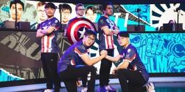 Team Liquid en partenariat avec Marvel